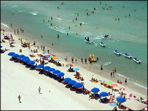 Seychelles Beach Resort Panama City Florida